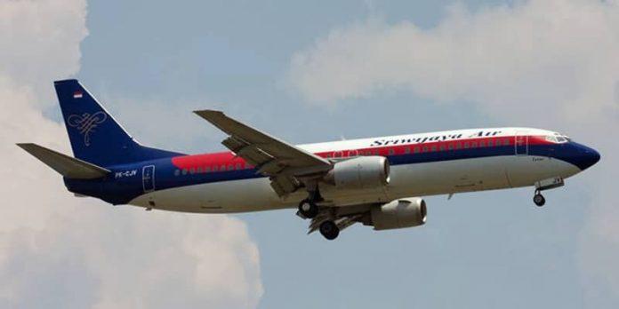 Dirjen Kemennterian Perhubungan, Novie Riyanto, membenarkan telah terjadi lost contact pesawat Sriwijaya rute Jakarta-Pontianak dengan call sign SJY 182.