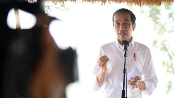 Presiden Jokowi (Foto: Muchlis Jr/Biro Pers Sekretariat Presiden)