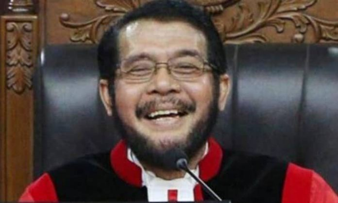 Ketua MK, Anwar Usman