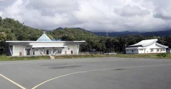 Bandara Kabir, Pantar, Alor, NTT.