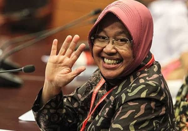 Menteri Sosial, Tri Rismaharini