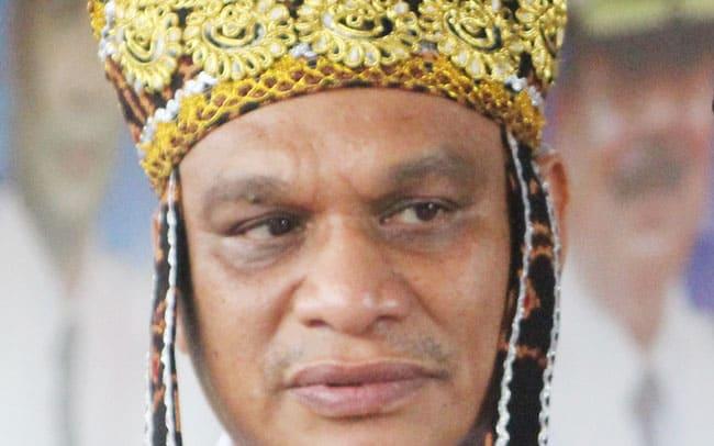 Bupati Kabupaten Sikka, Fransiskus Roberto Diogo alias Roby Idong