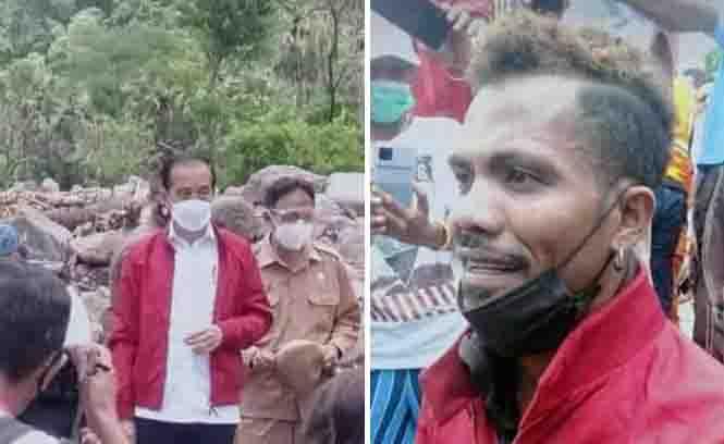 Presiden Joko Widodo (Jokowi) melakukan kunjungan ke Pulau Lembata dan Adonara pada Jumat, 9 April 2021. Dalam kunjungan ini, Presiden melihat dari dekat lokasi bencana banjir bandang di dua pulau itu, sekaligus menemui para korban. Selain penghiburan, Presiden juga menyerahkan bantuan kemanusiaan untuk masyarakat terdampak bencana di Lembata dan Adonara.