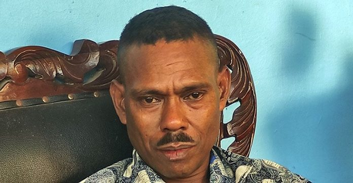 Ketua RW 06, Desa Soba, Meliaki Adonis (46)