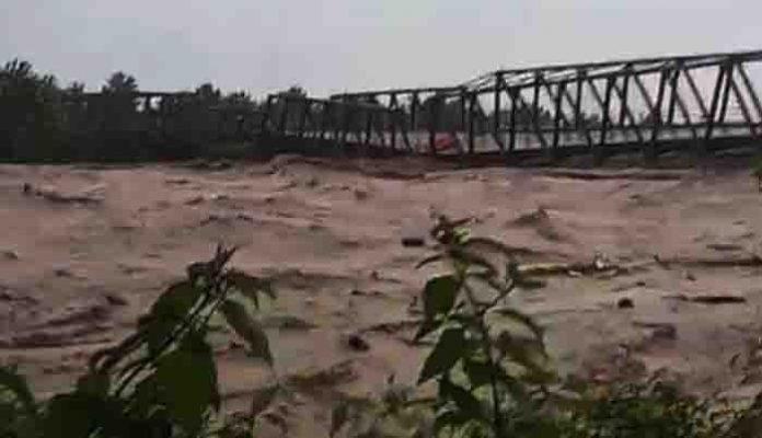 Jembatan Benanain saat ini.