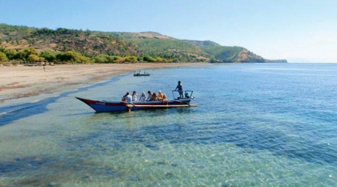 Pulau Atauro Timor Leste