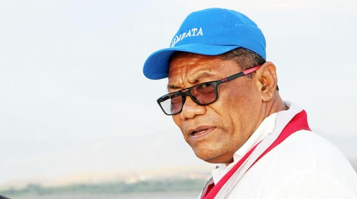 Plt Bupati Lembata, Thomas Ola Langoday.