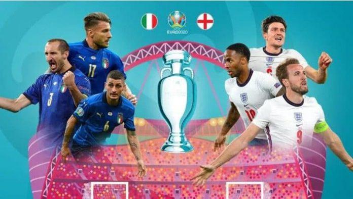 Final EURO 2021 dapat disaksikan melalui live streaming Mola TV maupun siaran langsung RCTI, pada Senin 12 Juli 2021 jam 3 dini hari waktu indonesia tengah.