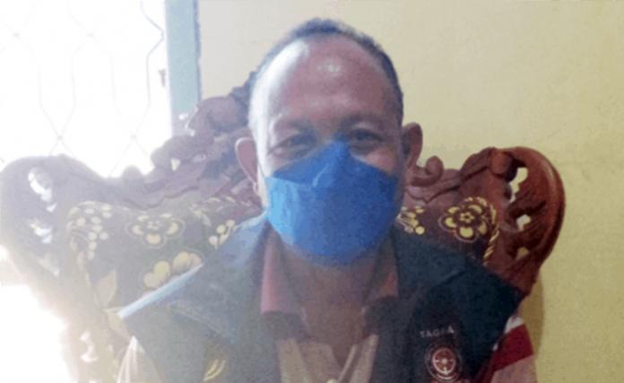 Kepala Dinas Sosial Kabupaten Nagekeo, Rufus Raga