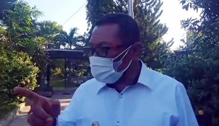 Plt Bupati Kabupaten Lembata, Thomas Ola Langoday