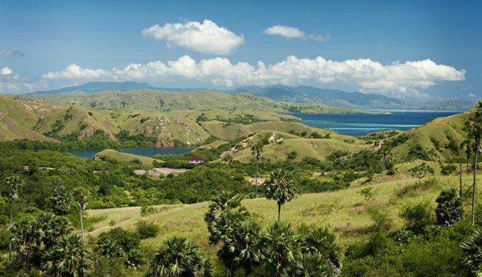 Kawasan Taman Nasional Komodo