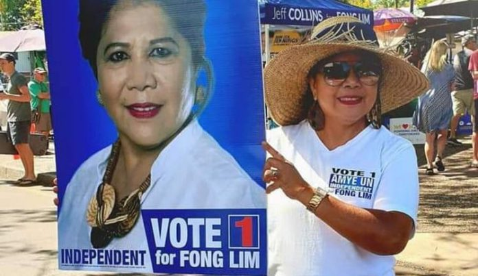 Amye Un, calon wali kota Darwin asal Kabupetan TTU, Provinsi NTT